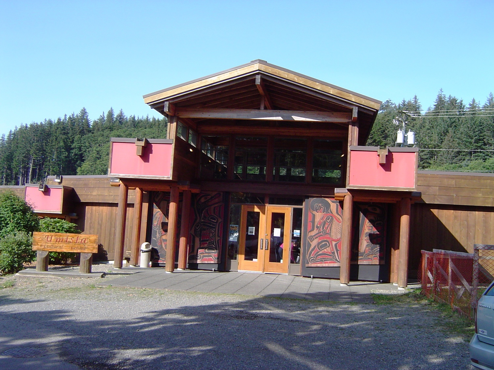 best places to see Aboriginal totems in BC