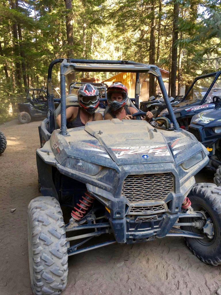 RZR tours in whistler adrenaline sports in whistler