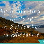 Travelling to Iceland in September