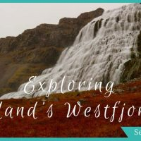 Dynjandi Waterfall & Latrabjarg Cliffs: Wandering the Westfjords Iceland
