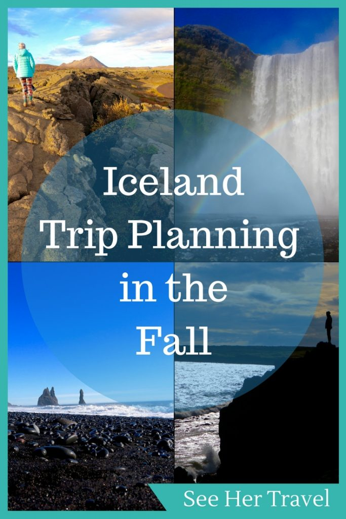 Planning a trip to Iceland in September is the first step in an epic 10 day itinerary for Iceland that included glaciers, hot pools, a beer bath, a reindeer, volcanoes, and a lot of mud!
