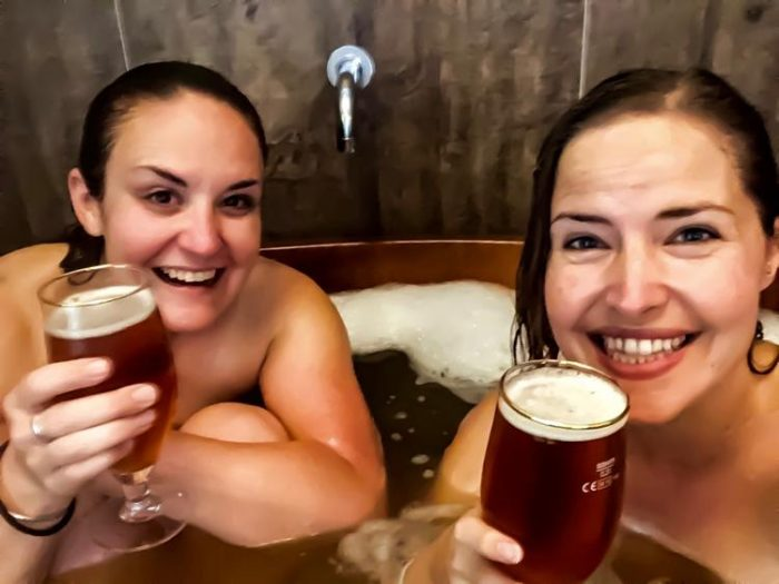 beer bath iceland best spas in iceland