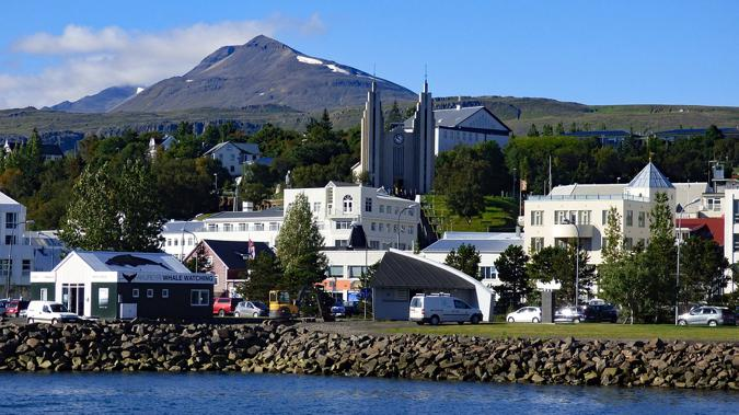 places to stay in akureyri north iceland