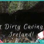 Leave the Guinness and Get Outside: Canyoning and Caving in Ireland