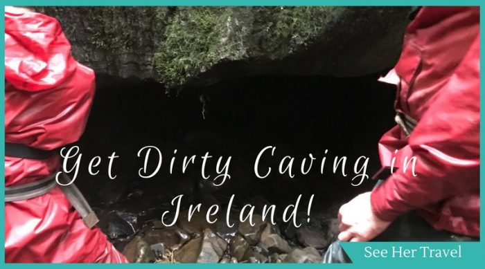 go caving in ireland things to do in galway adventure travel in ireland blog