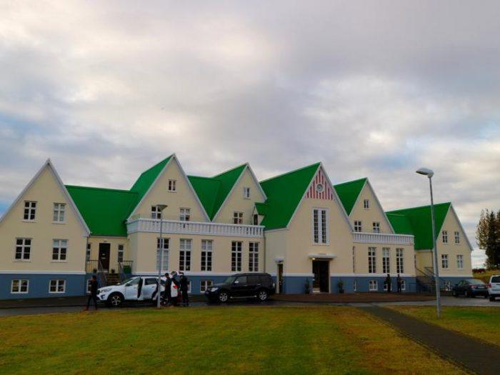 Héraðsskólinn boutique hostel