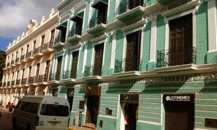 Merida street scene merida travel blog