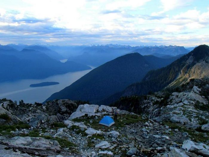 golden ears hike near vancouver panorama ridge